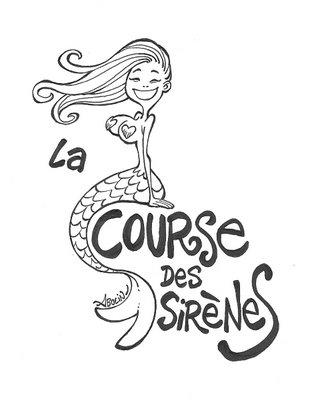 La course des sirenes 2009