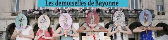 Les demoiselles de Bayonne