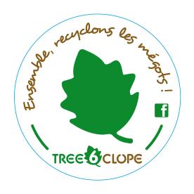 Sticker Trees6clope